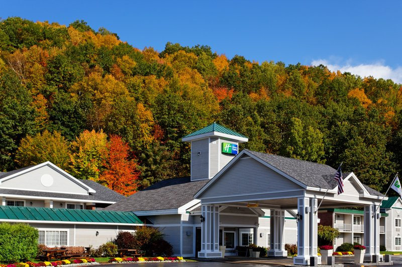 Holiday Inn Express SPRINGFIELD - Springfield, VT