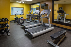 Fitness/ Exercise Room - Holiday Inn Dubuque