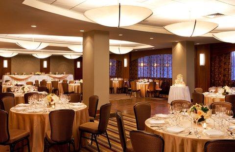 Crowne Plaza BOSTON - NEWTON - Ballroom
