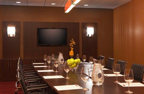 Crowne Plaza BOSTON - NEWTON - Boardroom