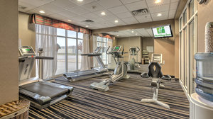 Fitness/ Exercise Room - Holiday Inn North Quail Springs Oklahoma City