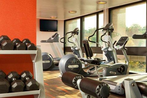 Crowne Plaza BOSTON - NEWTON - Fitness Center