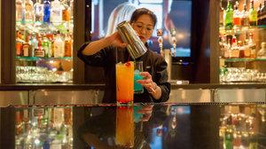 Bar - Holiday Inn North Quail Springs Oklahoma City
