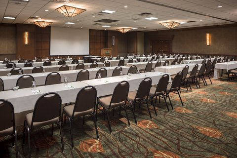 Holiday Inn Hotel & Suites DES MOINES-NORTHWEST - Heartland Ballroom - Classroom