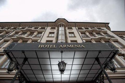 Armenia Hotel - Exterior