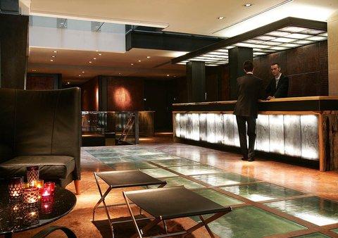 Granados 83 Hotel - Reception