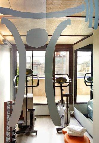 Granados 83 Hotel - Gym