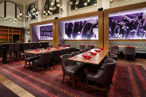 Hotel Indigo NASHVILLE - The District Bar   Kitchen