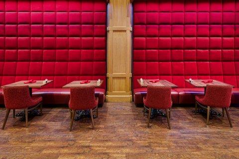 Hotel Indigo NASHVILLE - The District Bar   Kitchen Restaurant