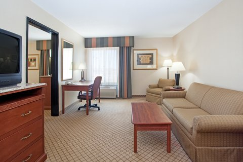 Holiday Inn Express & Suites GARDEN CITY - Suite