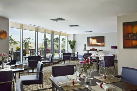 薩默塞特和平公寓式酒店 - Breakfast Lounge