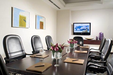 薩默塞特和平公寓式酒店 - Meeting room