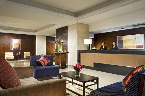 薩默塞特和平公寓式酒店 - Lobby