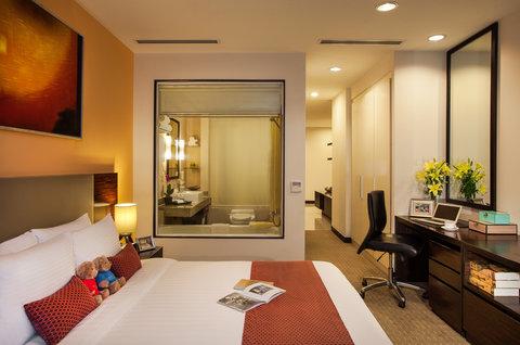 薩默塞特和平公寓式酒店 - 1 Bedroom Deluxe