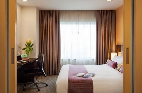 薩默塞特和平公寓式酒店 - Studio Executive