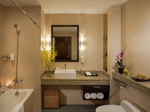 薩默塞特和平公寓式酒店 - Bathroom of 1Bedroom Executive