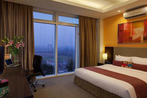 薩默塞特和平公寓式酒店 - 1 Bedroom Premier