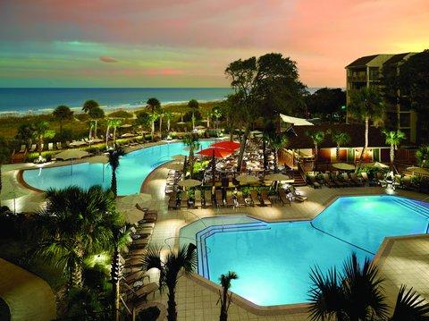 Hilton Oceanfront Resort Hilton Head Island - Pools