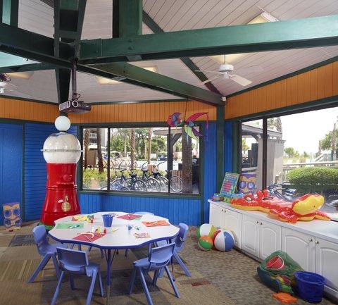 Hilton Oceanfront Resort Hilton Head Island - Kids  Club