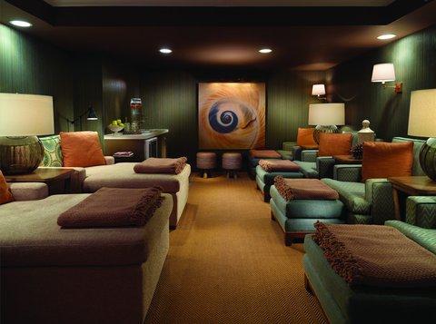 Hilton Oceanfront Resort Hilton Head Island - Spa Relaxation Area
