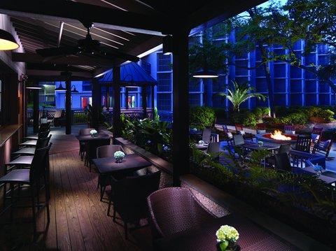 Hilton Oceanfront Resort Hilton Head Island - Outdoor Bar