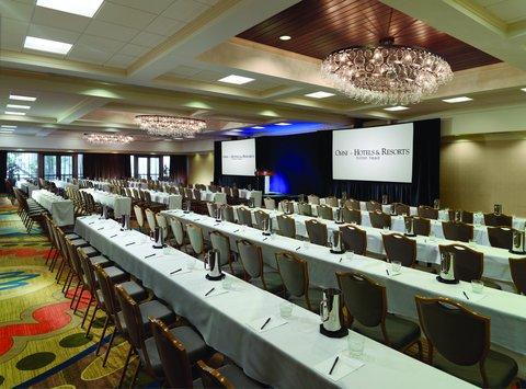 Hilton Oceanfront Resort Hilton Head Island - Palmetto Ballroom