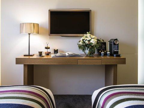 Grand Hotel Mercure Roi Rene - Guest Room
