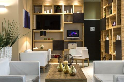 卡諾戛納馨樂庭酒店 - Business corner of Citadines Croisette Cannes