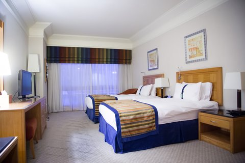 فندق هوليدي ان كريستال - Twin Bed Deluxe Room