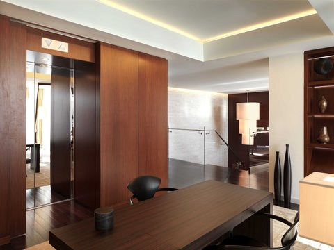 InterContinental RESIDENCE SUITES DUBAI F.C. - The Royal Suite