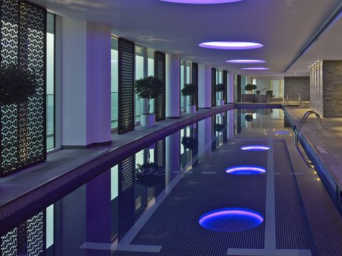 InterContinental RESIDENCE SUITES DUBAI F.C. - Swimming Pool