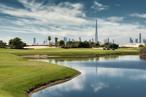 InterContinental RESIDENCE SUITES DUBAI F.C. - Golf Course
