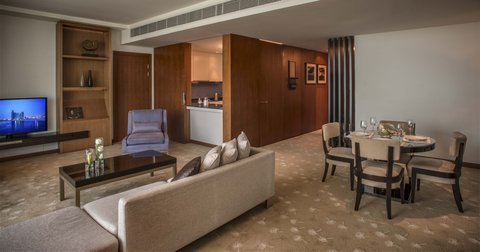 InterContinental RESIDENCE SUITES DUBAI F.C. - Two Bedroom Suite City View