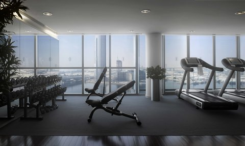 InterContinental RESIDENCE SUITES DUBAI F.C. - Fitness Centre
