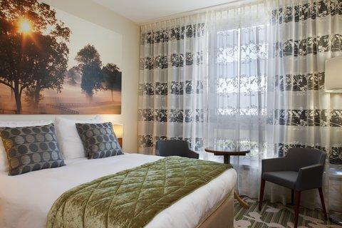Crowne Plaza ANTWERP - Superior Guestroom