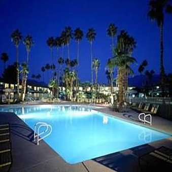 Caliente Tropics Resort - Palm Springs, CA