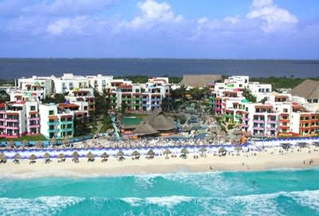 El Pueblito Beach Hotel - Exterior