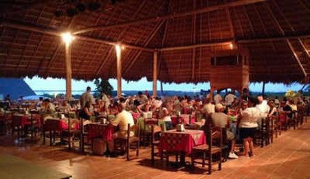 El Pueblito Beach Hotel - Interior