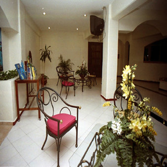 Hotel Batab - Lobby
