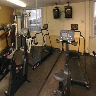 hotel VQ - Fitness Center