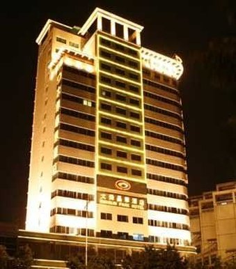 Daysun Park Hotel Guangzhou - Exterior