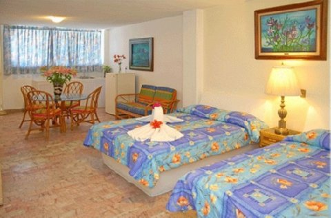 Costa Linda Caleta Acapulco - Guest Room