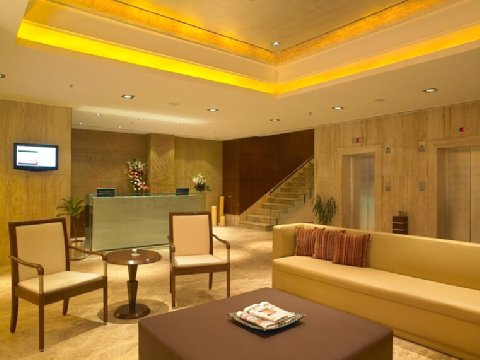 Royal Orchid Central - Lobby