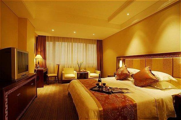 Capital Hotel Zimmeransicht