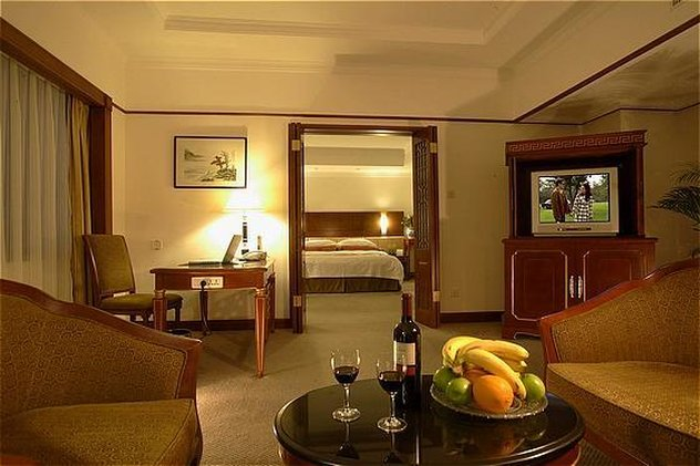 Capital Hotel Suite