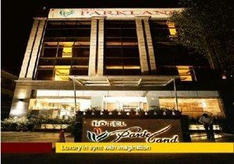 Hotel Parkland Safdarjung Enclave - Main Porch ext