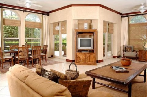 Los Suenos Rentals - Bella Vista Living Room