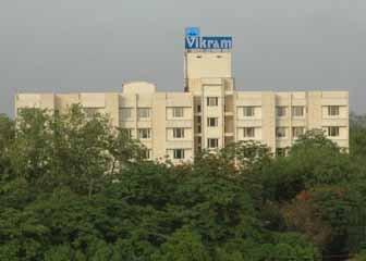Hotel Vikram - Exterior
