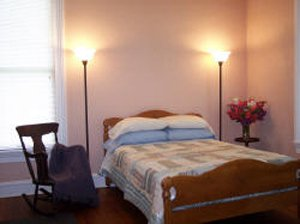 Plum Tree Gardens Bed And Breakfast - Guest room