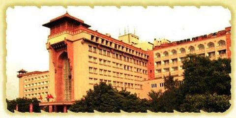 The Ashok - The Hotel